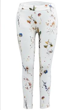 Tyler Madison Floral Skinny Pants - Product List Image