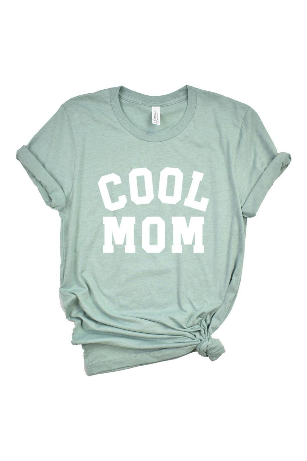 Type A Cool Mom T-Shirt - Main Image