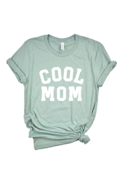 Type A Cool Mom T-Shirt - Front cropped