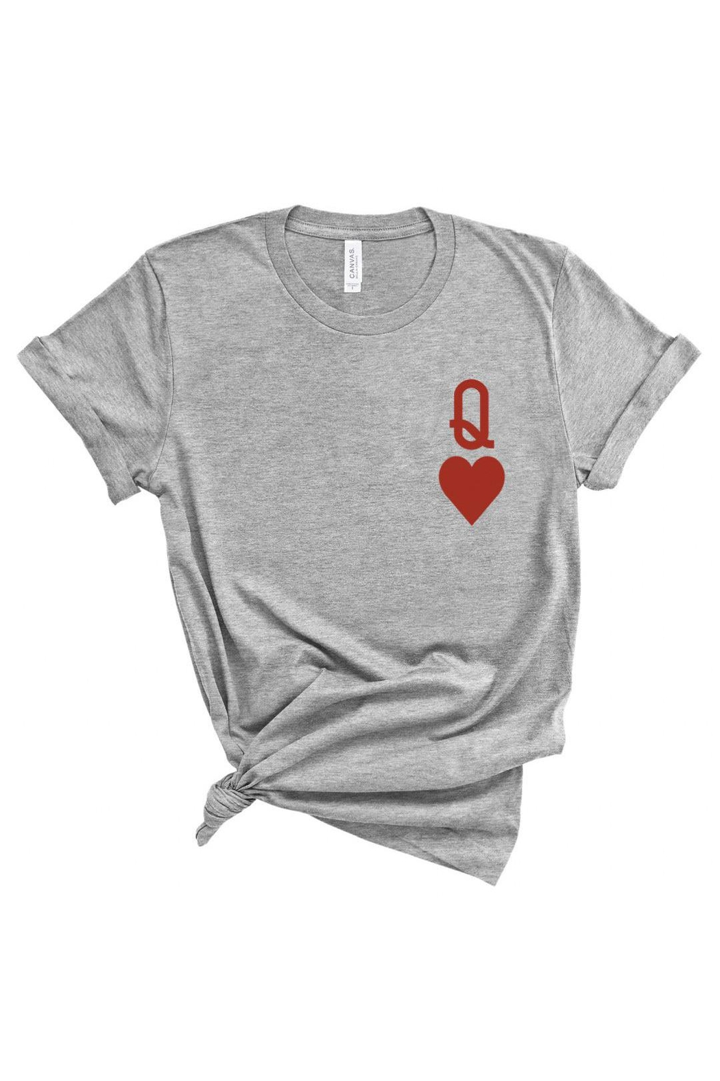 Type A Queen Of Hearts T - Main Image