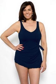 TYR Sarong Style One-Piece - Front cropped