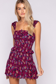 Skylar & Madison Tyrian Mini Dress - Product Mini Image