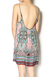 Tysa Morocco Mini Dress - Back cropped