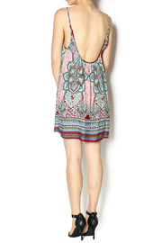 Tysa Morocco Mini Dress - Side cropped
