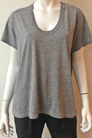 The Great U Neck Tee - Front full body