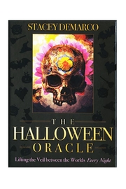 U.S. Games Halloween Oracle Cards - Product Mini Image