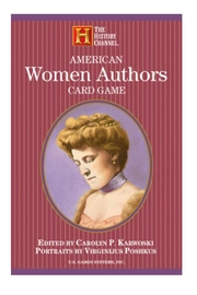 U.S. Games Women Authors Cards - Front cropped
