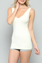 By Together U-V Seamless Tank - Back cropped