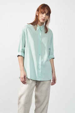 UCHUU Blended Linen Shirt - Product List Image