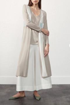 Shoptiques Product: Long Lightweight Cardigan