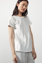 UCHUU Satiny Cotton Top - Product Mini Image