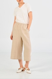 UCHUU Wide Leg Trousers - Product Mini Image