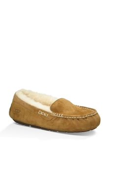 Shoptiques Product: UGG Ansley  Suede Shearling Slipper