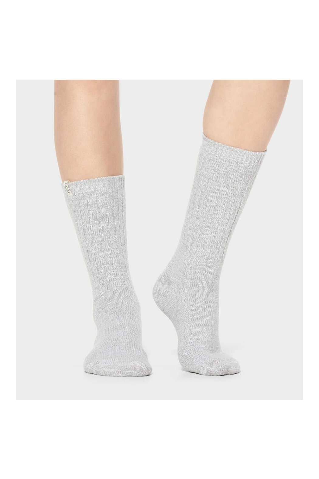 Ugg Crew Sock - Front Cropped Image