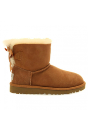Ugg UGG KIDS MINI BAILEY BOW II - Front cropped