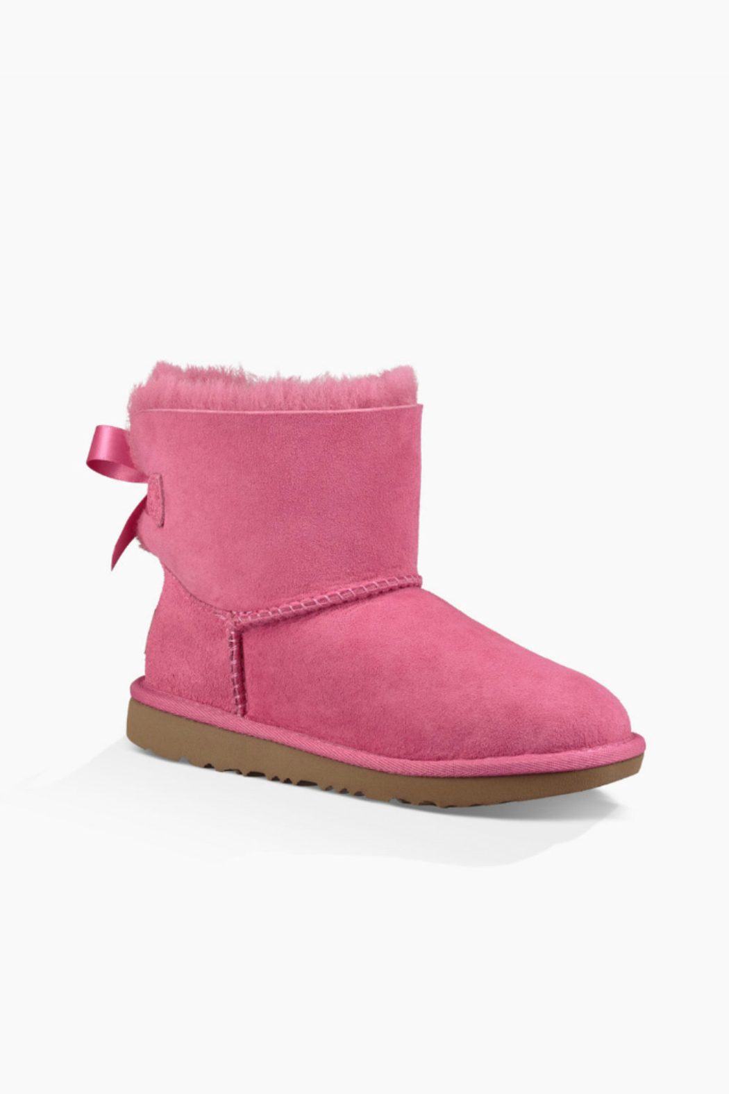 Ugg UGG KIDS MINI BAILEY BOW II - Front Cropped Image