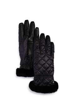 Shoptiques Product: Ugg Tech Quiltedgloves