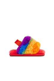 Ugg Toddler Fluff Yeah Slide - Product Mini Image