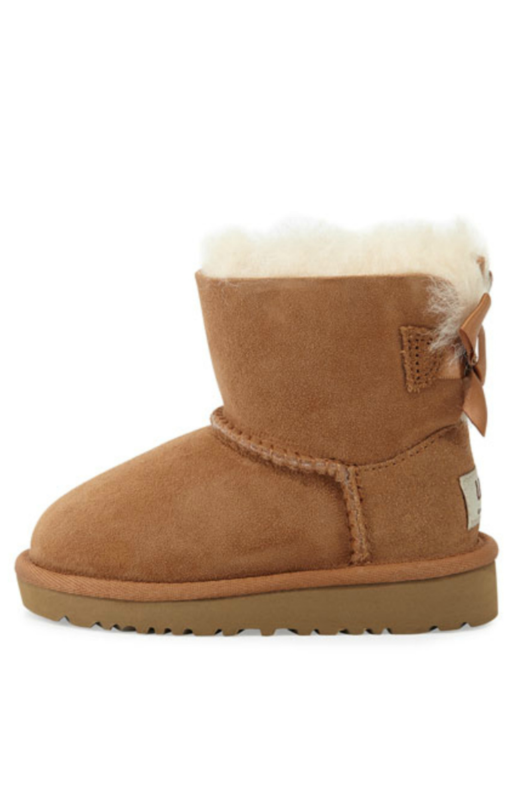 Ugg Toddler Mini Bailey Bow - Side Cropped Image