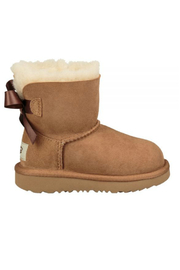 Ugg Toddler Mini Bailey Bow - Front cropped