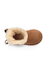 Ugg Toddler Mini Bailey Bow - Back cropped