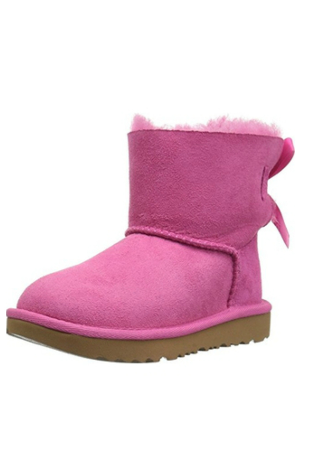 Ugg Toddler Mini Bailey Bow - Front Cropped Image