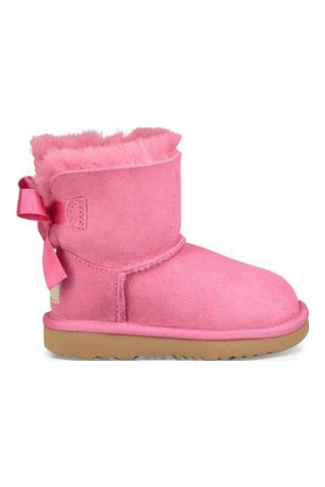 Ugg Toddler Mini Bailey Bow - Front Full Image