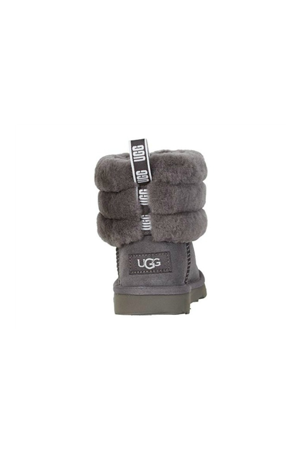Ugg Toddler's Fluff Mini Boot - Front Full Image