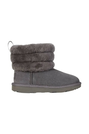 Ugg Toddler's Fluff Mini Boot - Front cropped