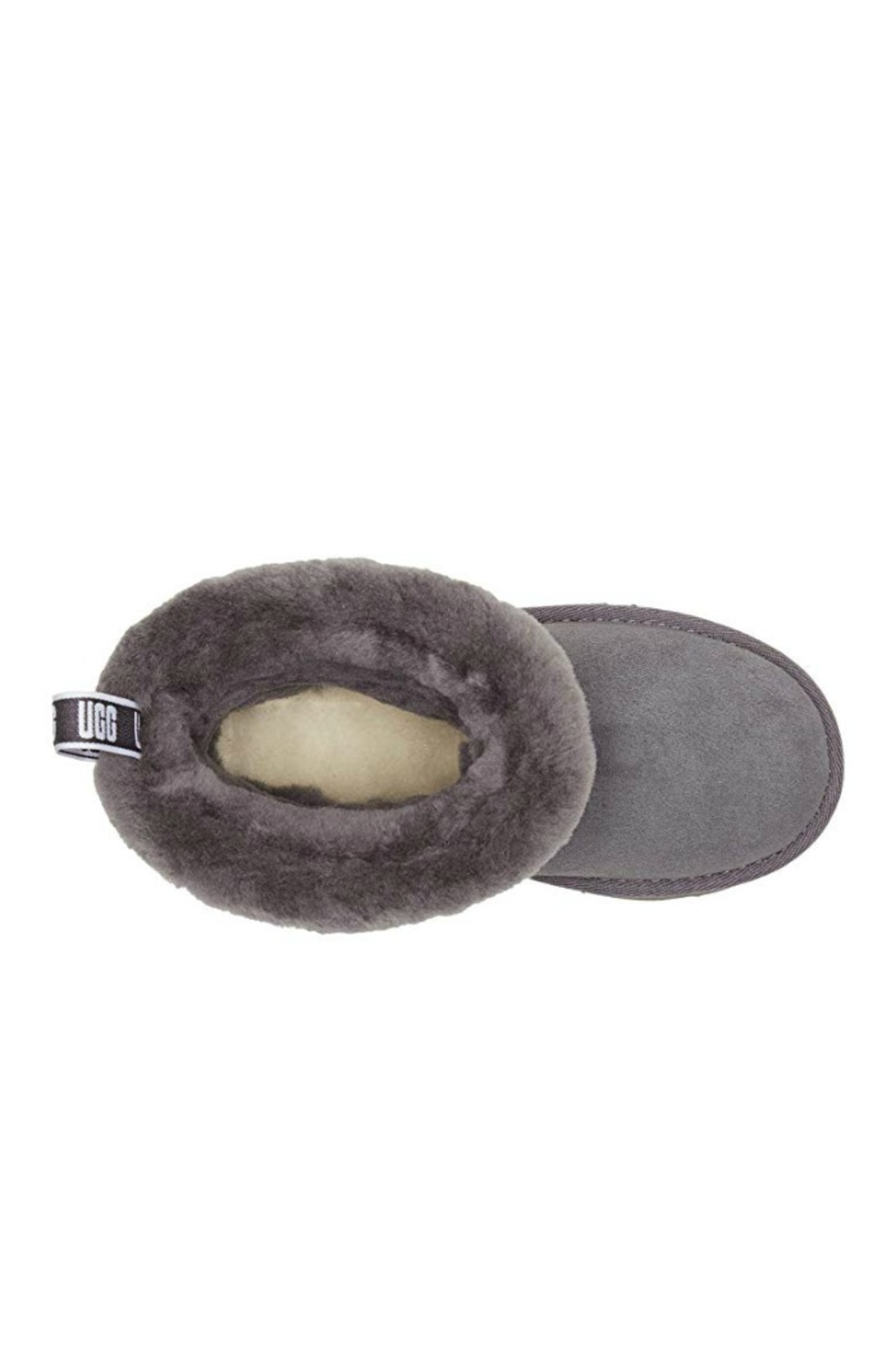 Ugg Toddler's Fluff Mini Boot - Side Cropped Image