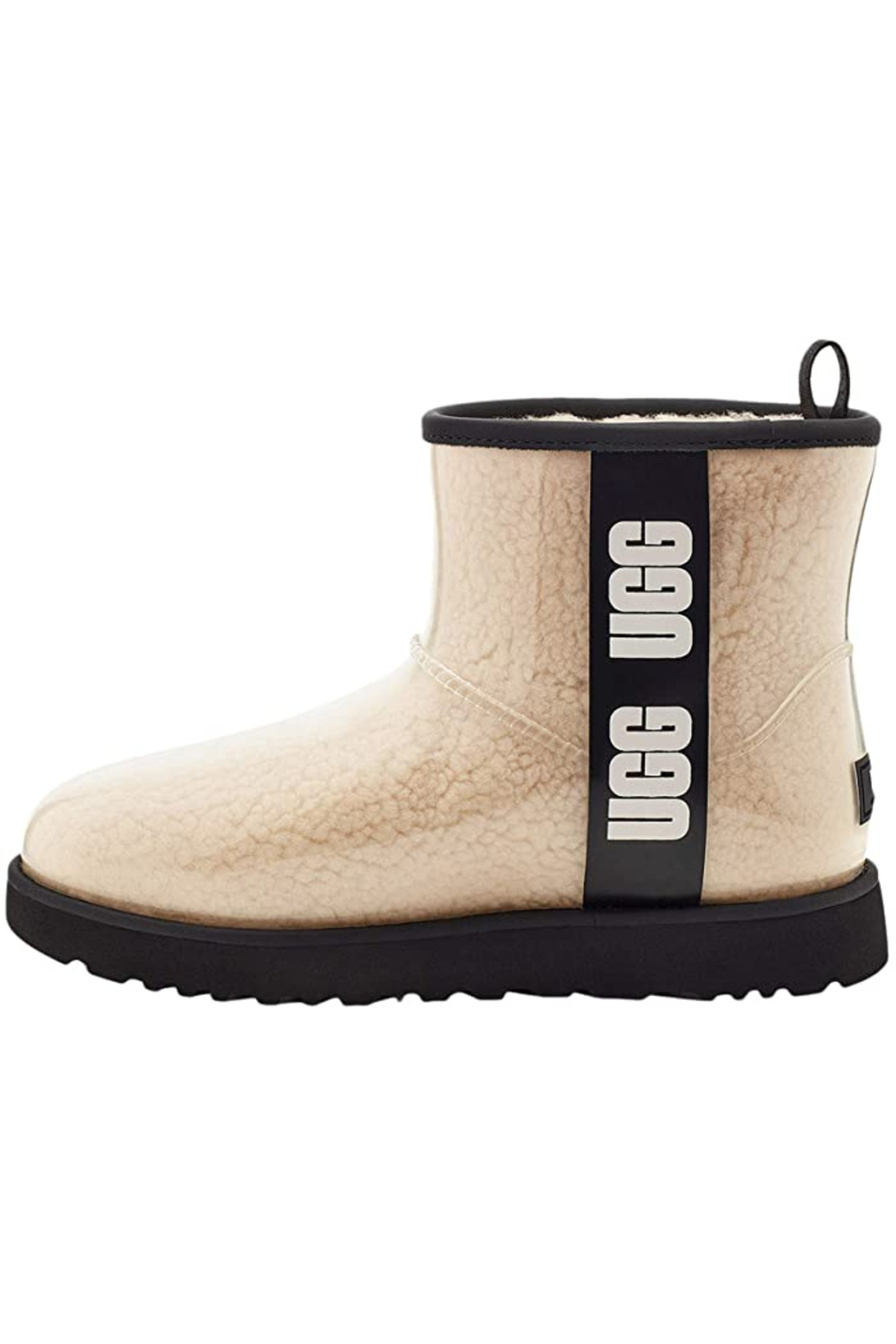 Ugg Women's Classic Clear Mini - Front Full Image