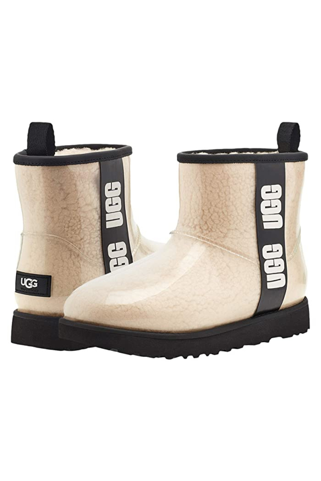 Ugg Women's Classic Clear Mini - Back Cropped Image