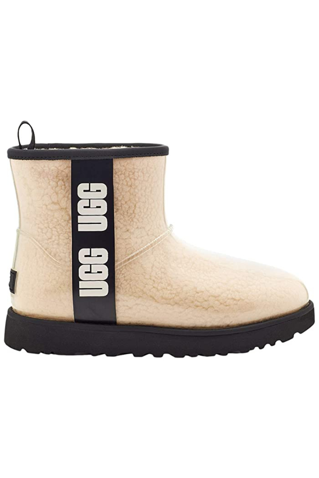 Ugg Women's Classic Clear Mini - Front Cropped Image