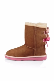 UGG Australia Bailey Bow Baby Boots - Product Mini Image