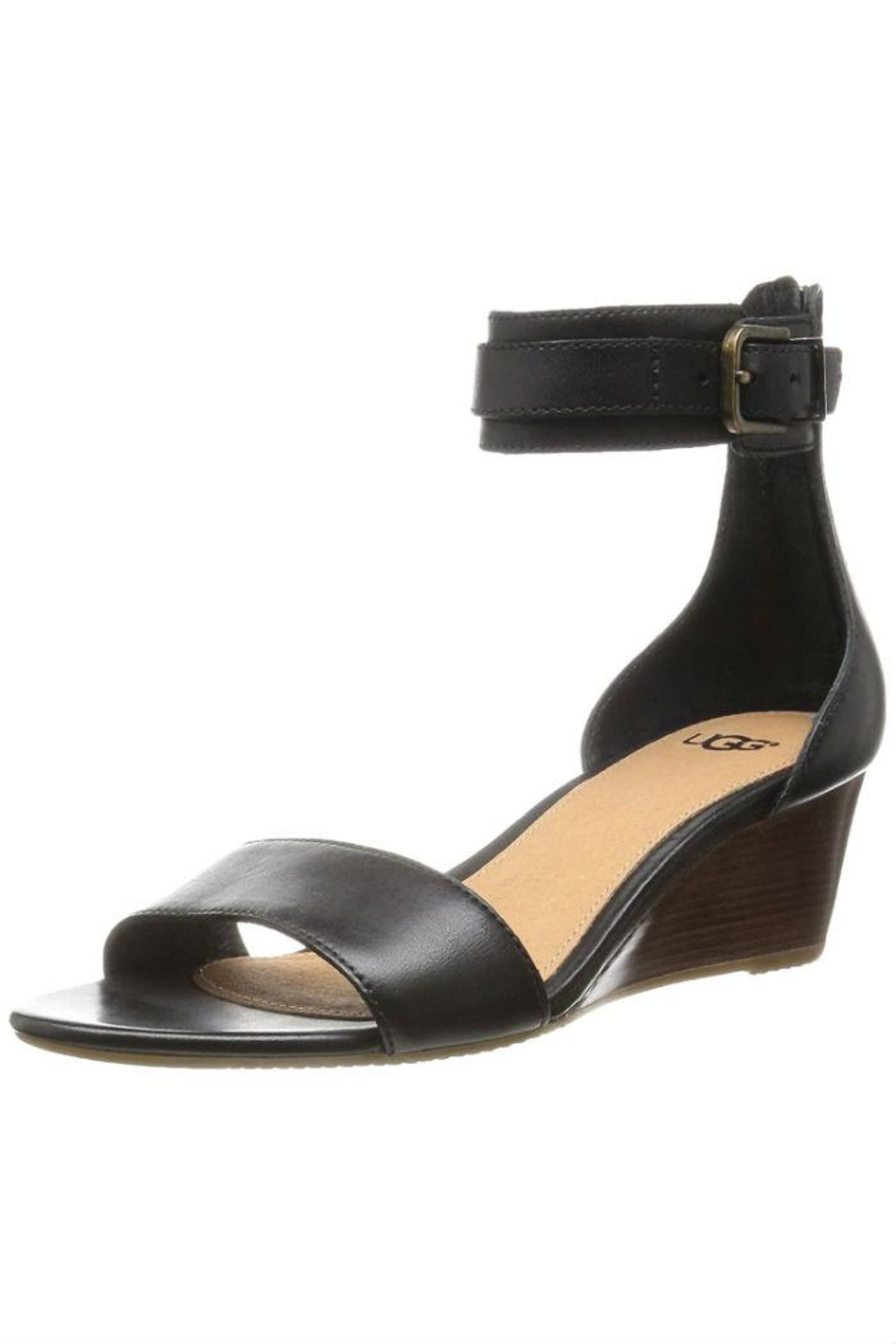 58162dfe4e6 UGG Australia Char Wedge Sandals from Montreal by Boutique TAG ...