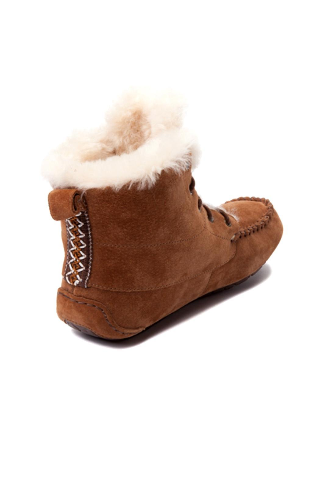 0f9f76fddc4 UGG Australia Chickaree Moccasin Bootie from Branford by Shoetique ...