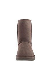 UGG Australia Classic Short Metallic Boots - Back cropped