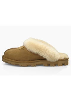 Shoptiques Product: Coquette Shearling Slippers