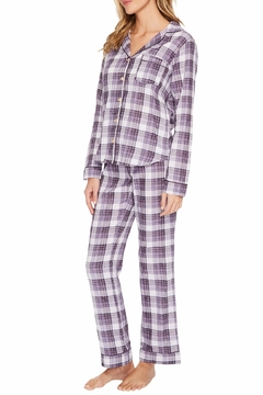 UGG Australia Cotton Plaid Pajamas - Product List Image