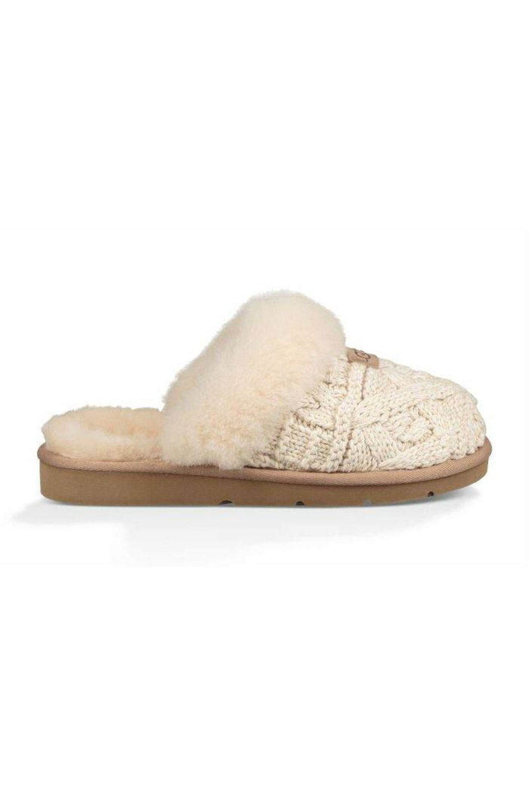 Ugg Australia Cozy Cable Knit Slippers From Montreal By Boutique Tag