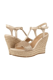 UGG Australia Champagne Heeled Wedge Sandals - Product Mini Image