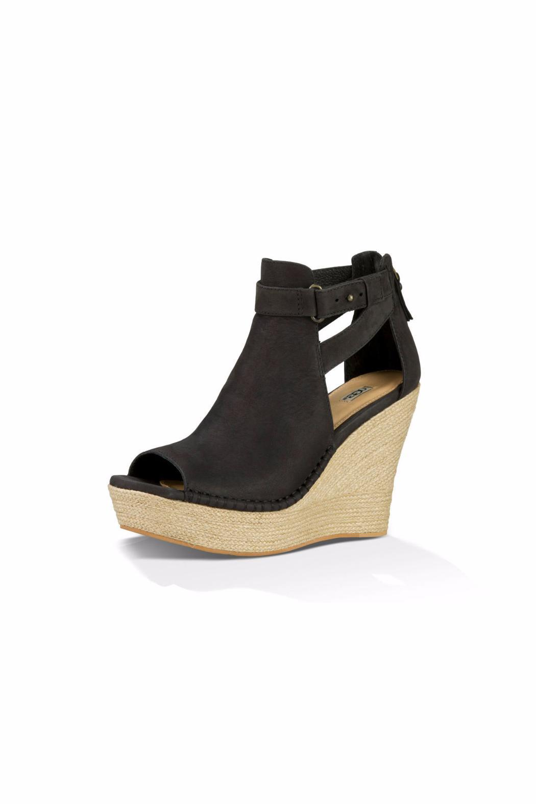 0414038d3d3 UGG Australia Jolina Nubuck Wedge from New Hampshire by Stiletto ...