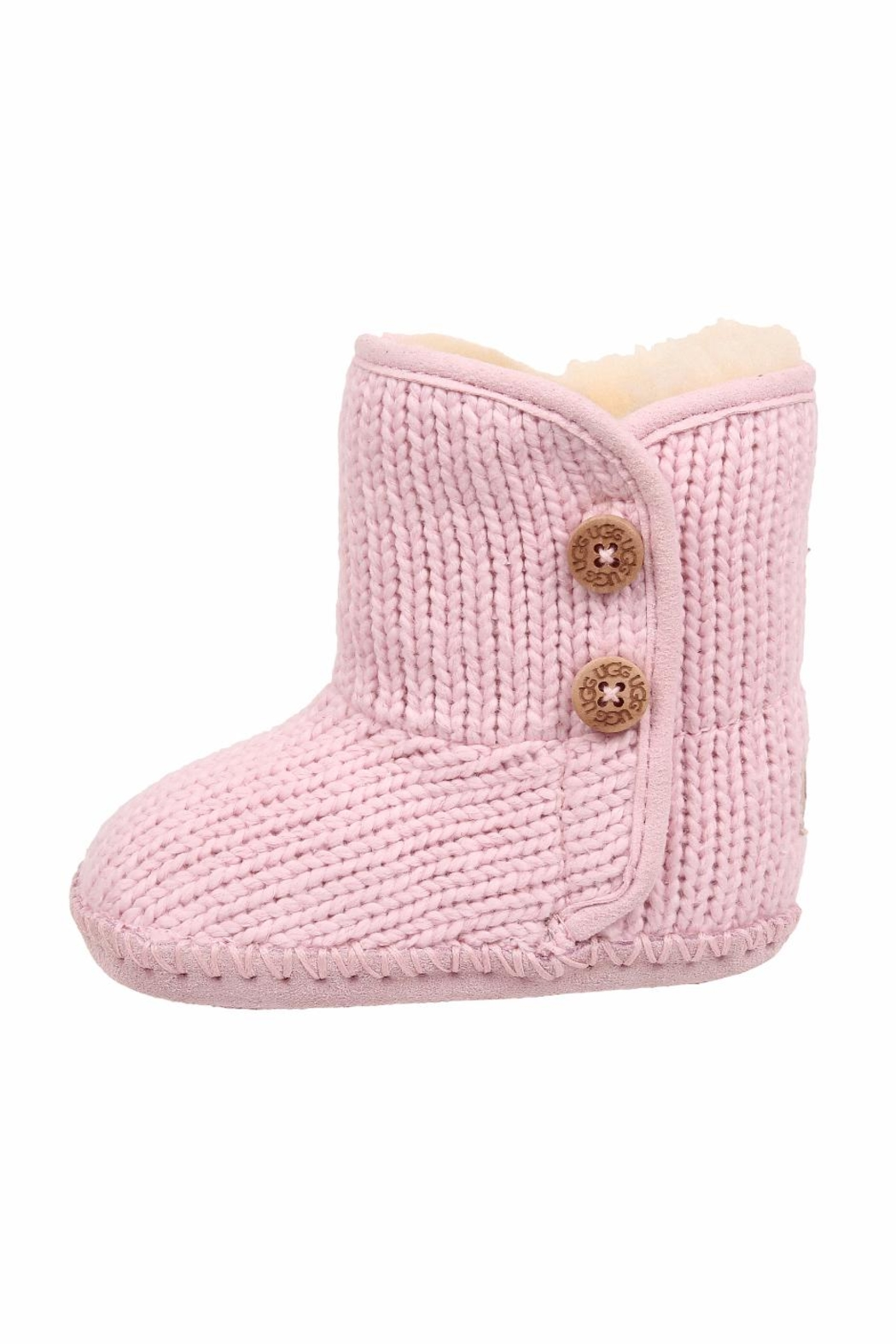 a46f0730d27 UGG Australia Purl Baby Booties from California by Mattalou Shoe ...