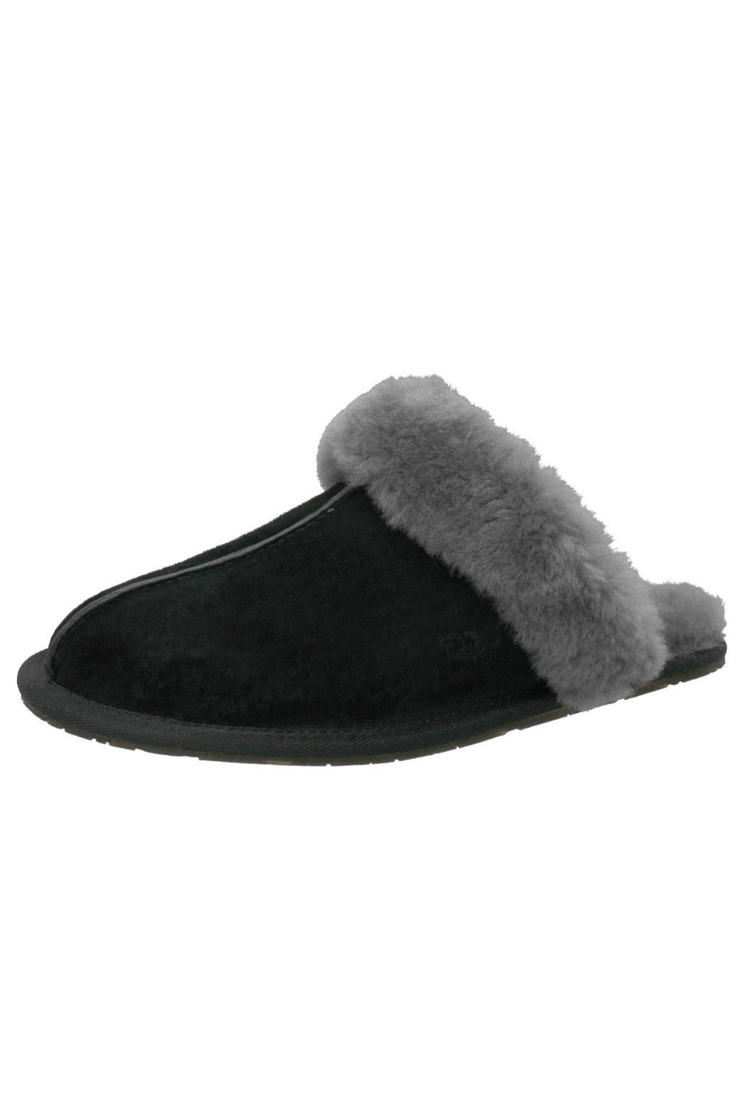 UGG Australia Scuffette Shearling Slippers - Side Cropped Image
