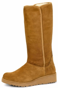 UGG Australia Shearling Wedge Boots - Alternate List Image