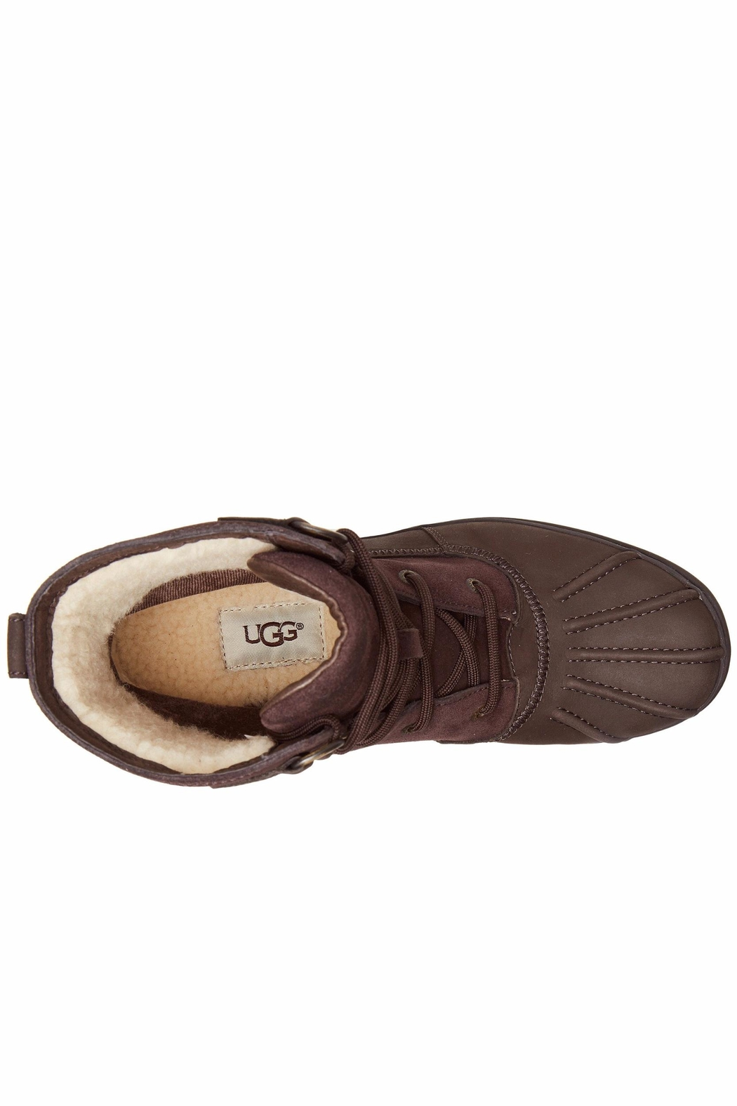 UGG Australia Ugg Azaria Waterproof-Boot - Back Cropped Image