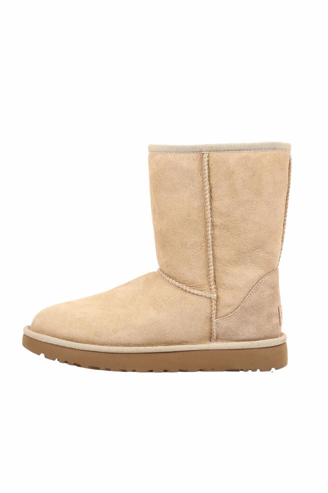 UGG Australia Ugg Classic Short Boots - Front Cropped Image