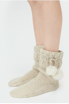 Shoptiques Product: Ugg Rainboot Sock