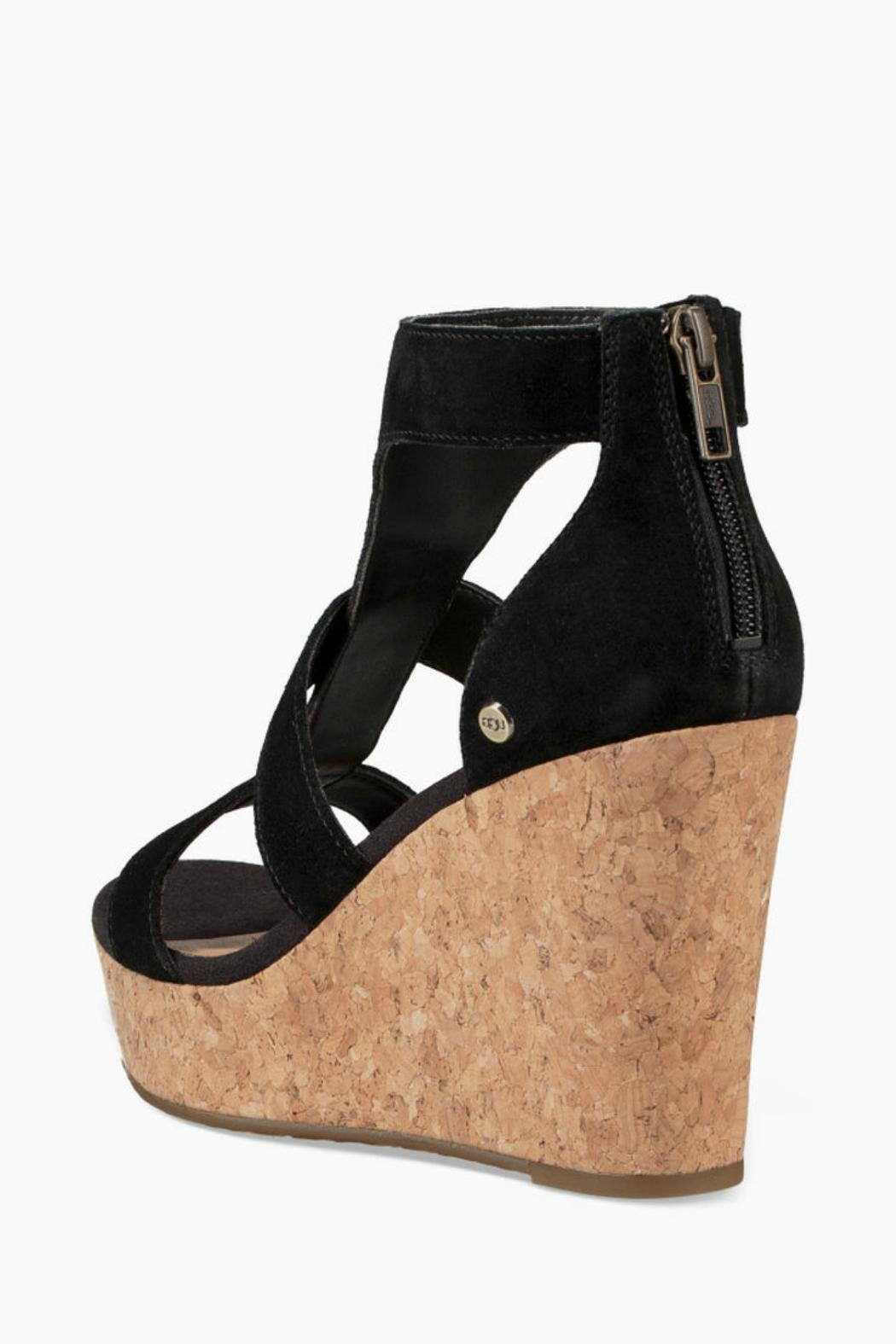 6653f353c64 UGG Australia Whitney Cork Wedge from New Hampshire by Stiletto ...