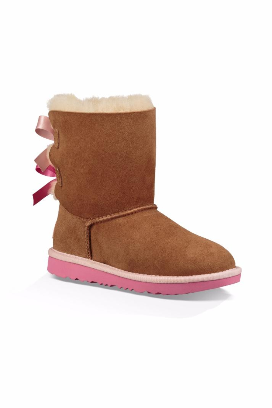 UGG Australia Women Bailey Bow-2 Boots - Front Full Image